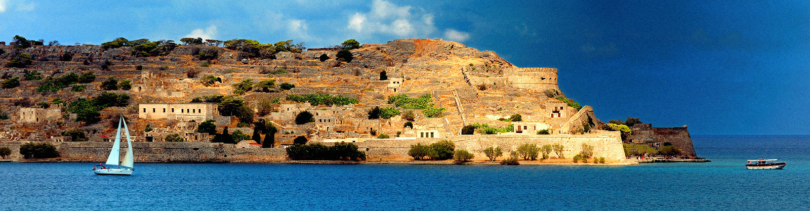 The Leper Colony - Kritsa – Aghios Nikolaos – Elounda – Plaka To Spinalonga – Fourni